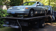 Donated Cars Now Accepted!