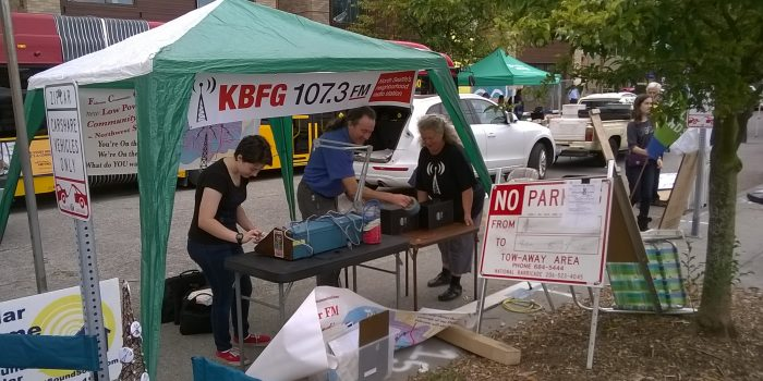 KBFG explores Sustainable Ballard!