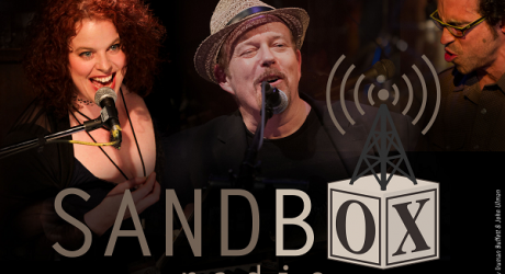 Sandbox Radio: Thur nites @ 10 @ KBFG