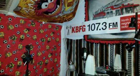 KBFG temporary studio