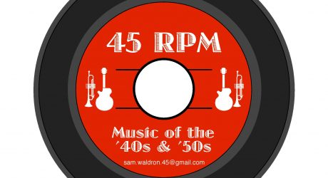45 RPM Show 33+,  Rebroadcast of Ep 19, Doris Day & Pat Boone