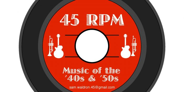 45 RPM Ep 30 – 1940s Dance Party