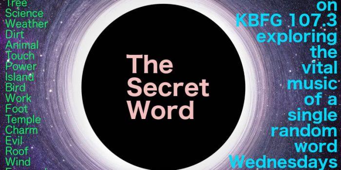 The Secret Word Show