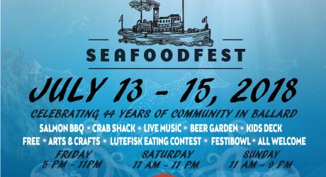 KBFG at Ballard Seafood Festival
