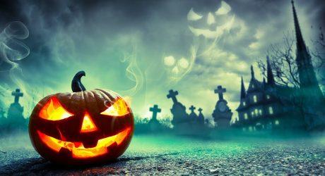 Special Spooky Halloween Programming!